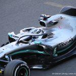 F1 Pre-season testing Day 1 - Valtteri Bottas - Mercedes AMG F1