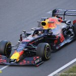 F1 Pre-season testing Day 1 - Max Verstappen - Red Bull Racing