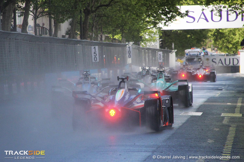 Late safety car Formula E - Paris E-Prix 2019