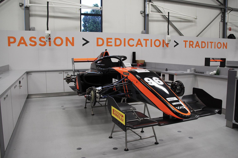 Van Amersfoort Racing - Factory Zeewolde
