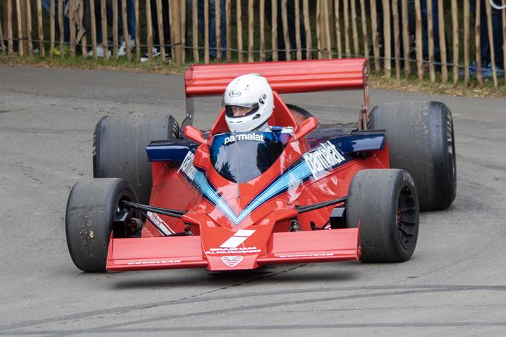 Brabham BT46B Fan-car by Gerold Smits at Goodwod Festival of Speed