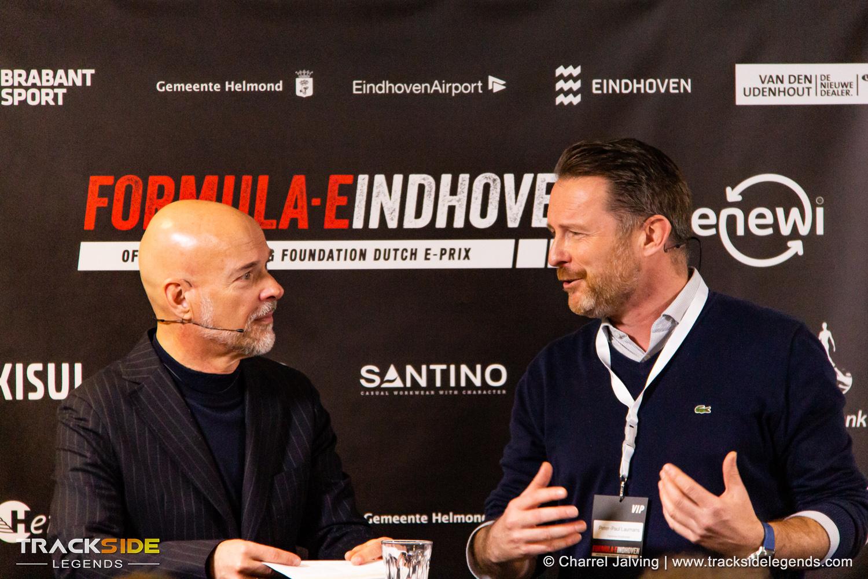 Formula E - Eindhoven | Press event