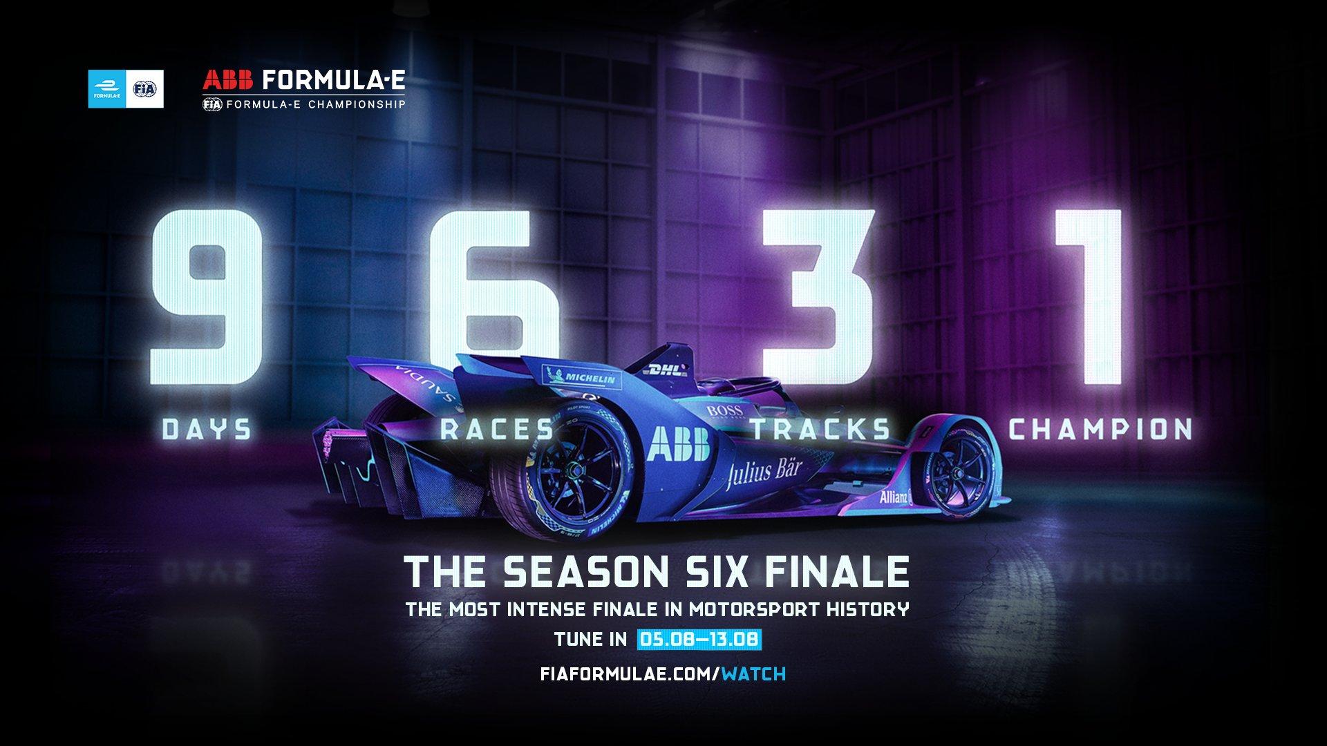 Formula E Season Finale Berlin