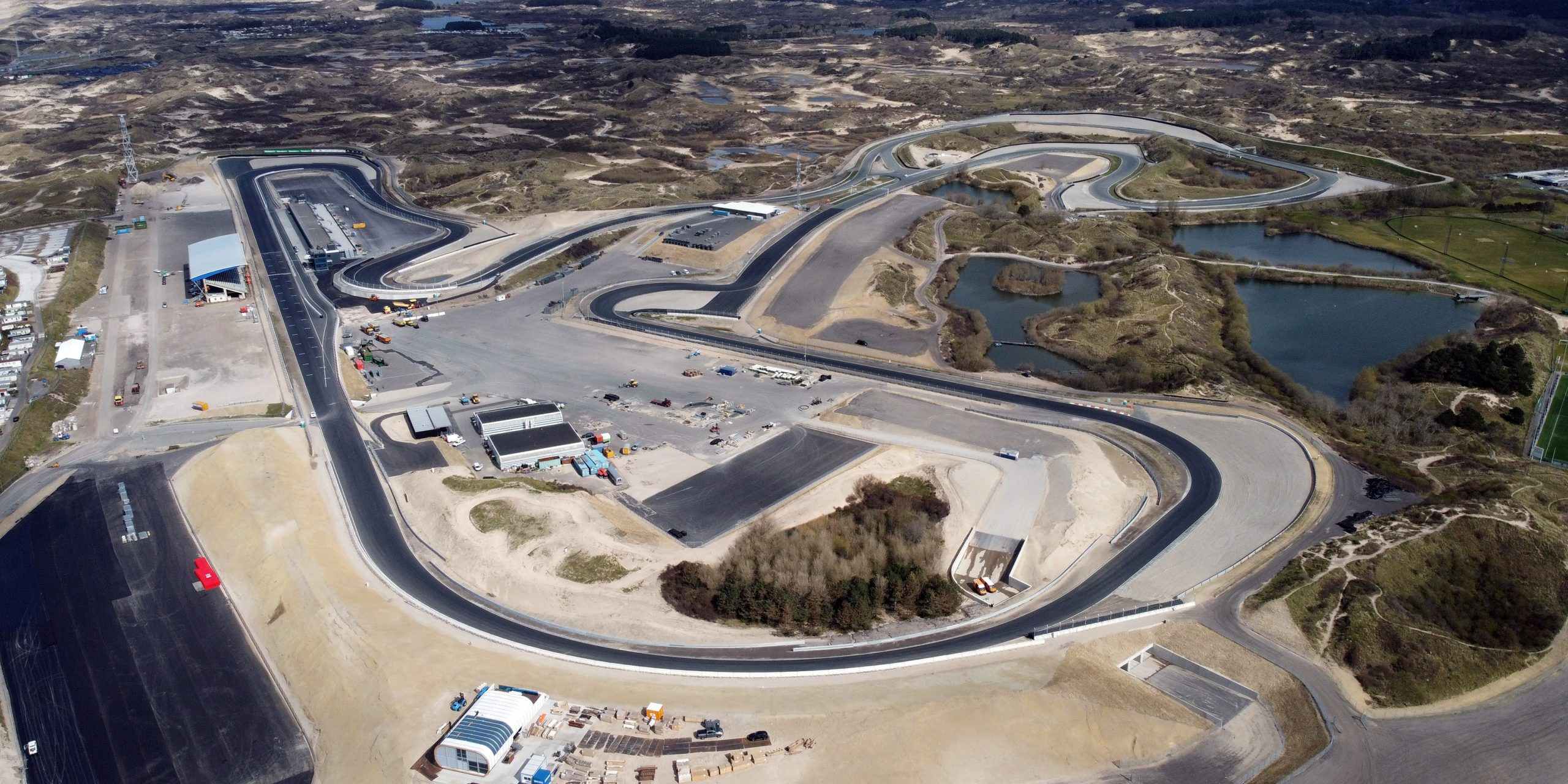Circuit Zandvoort Grade 1 License Name Change And Ready For The Dutch Grand Prix 2021 Articles Trackside Legends