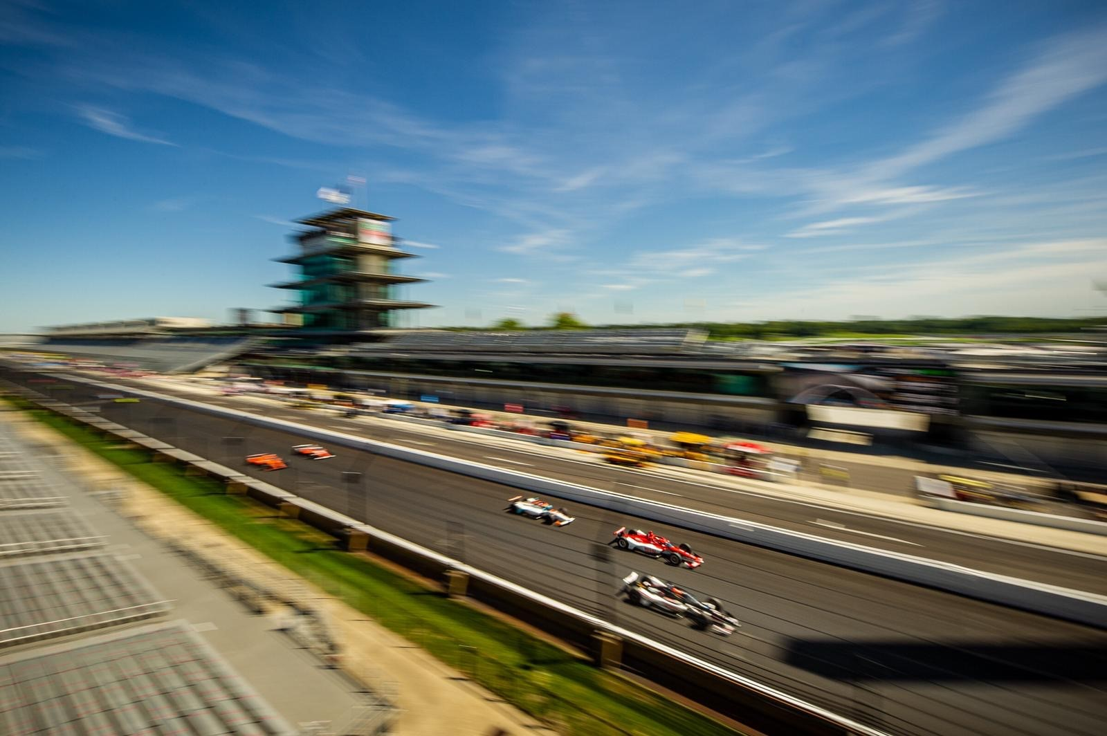 Rinus Veekay finishes his first Indy 500 - Overtake