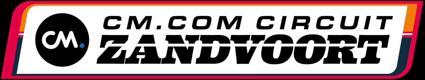 Logo CM.com Circuit Zandvoort