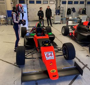 Gil Molina joins MP Motorsport for European debut in Spanish F4